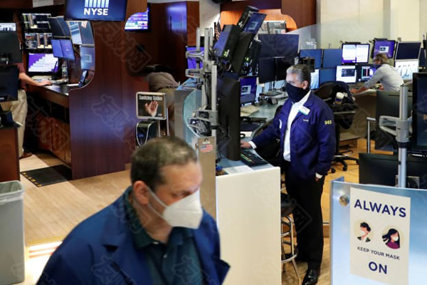 华尔街的利润接近新冠疫情之前的水平 但投资者们并不买账