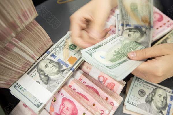 """交易员称大行持续在市场购买美元 或为目前人民币汇率""""红线"""""""