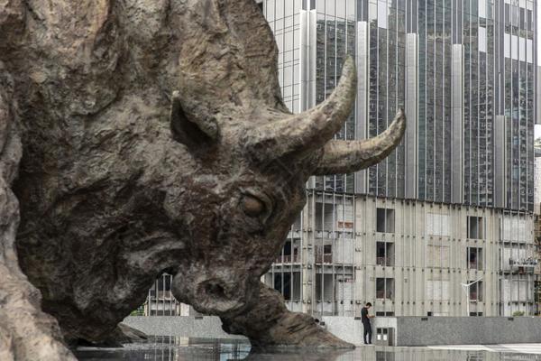 由于担心错过牛市 中国散户也在跑步进入股市