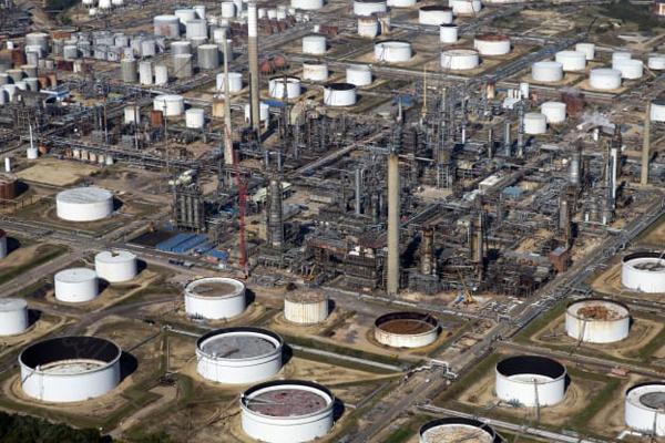 油价上涨 美国汽油供应下滑至四个月低点