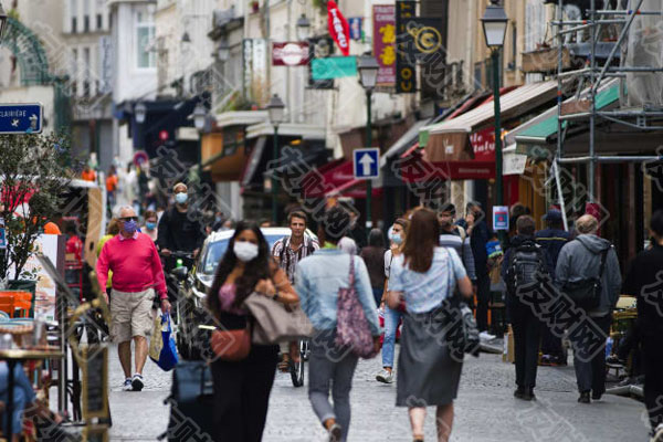 欧洲受疫情侵袭的经济 明年可能会恢复到危机前的水平