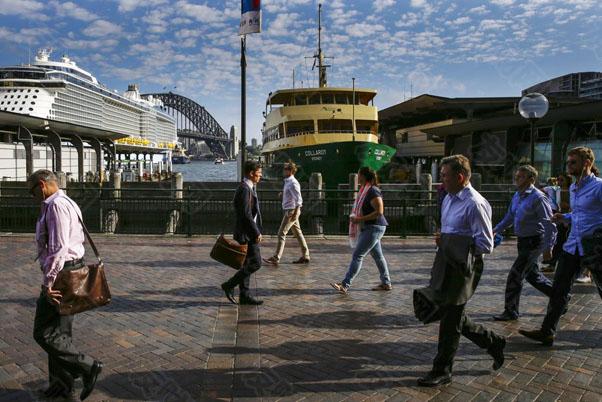 防疫有成 澳洲经济今年料创2007年以来最快增速