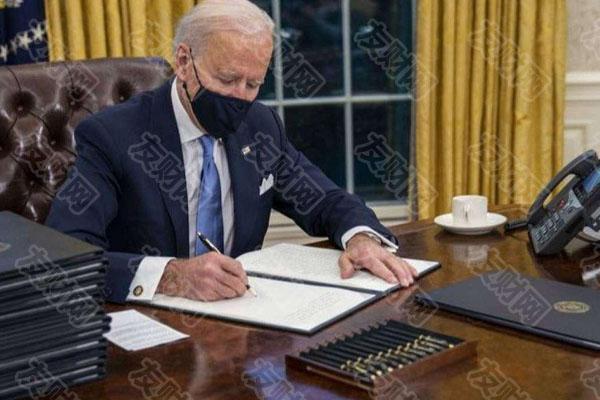 美国总统拜登上任将满百日 过半数美国民众认可拜登表现
