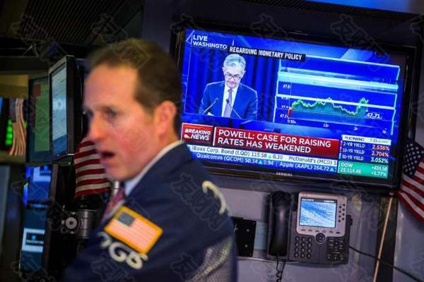 """鲍威尔:金融体系没有受到""""泡沫""""资产估值的威胁"""