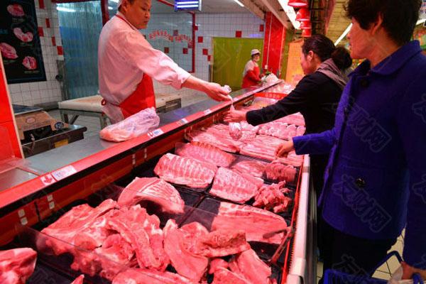 猪肉价格上涨带动中国居民消费价格(CPI)以近八年来最快的速度增长d.jpg