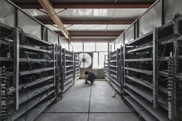 青海省下令关闭所有加密货币挖矿业务