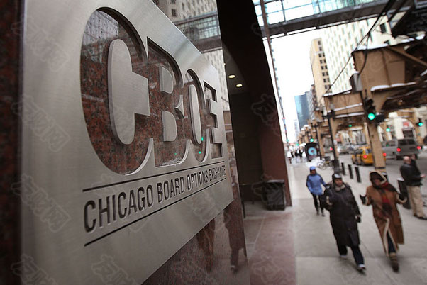 芝加哥期权交易所公布2021年8月外汇交易量下降