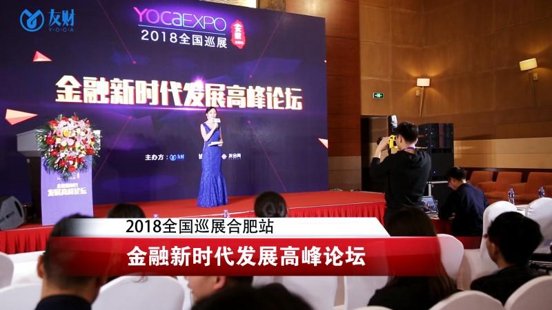 2018金融新时代发展高峰论坛合肥站完美落幕!